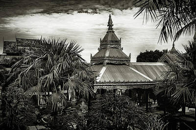 Photograph - Nong Nooch Botanical Garden by Joseph Hollingsworth