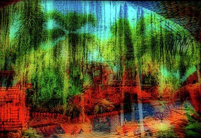 Photograph - Nong Nooch Gardens 33 by Ron Kandt