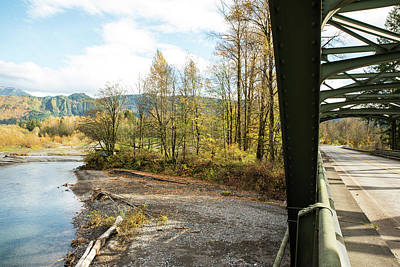 Photograph - Nooksack And Sr9 by Tom Cochran