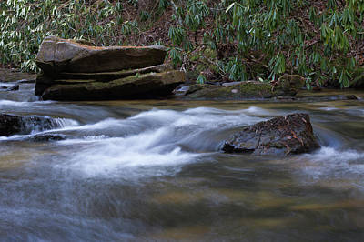 Photograph - Noontootla Creek #1 by Paul Rebmann