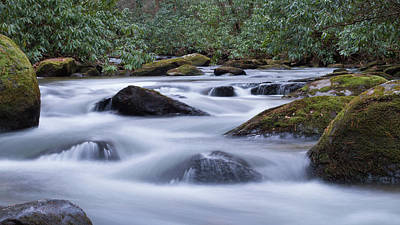 Photograph - Noontootla Creek #2 by Paul Rebmann
