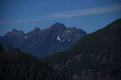 Photograph - Nootka Mountains #2 by Nootka Sound