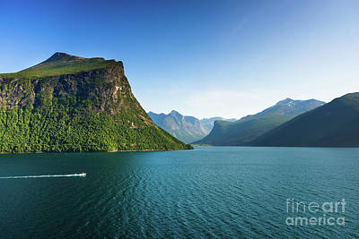 Photograph - Nordfjord  by Andrew Michael