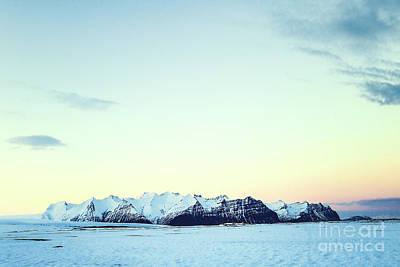 Photograph - Nordic Light by Evelina Kremsdorf