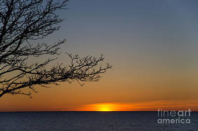 Photograph - Nordic Sunset by Kennerth and Birgitta Kullman