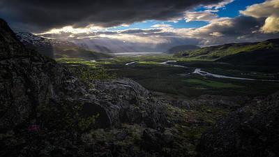 S Landscape Photograph - Nordreisa by Tor-Ivar Naess