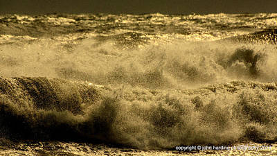 Photograph - Nor'easter  by John Harding