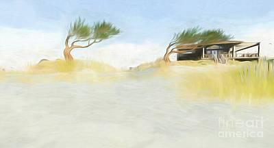 Digital Art - Noredney 8 by Georgina Hannay