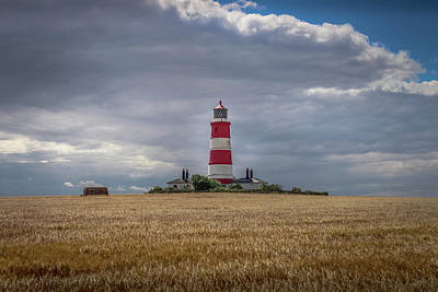 Photograph - Norfolk Lighthouse by Lee Harris