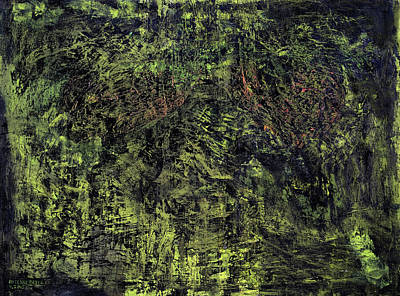 Baselitz Painting - Nori by Antonio Ortiz