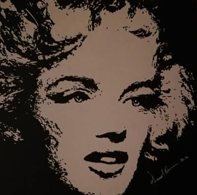 Norma Jean Original by Daniel Quinn