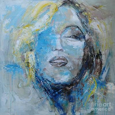 Norma Jeane Original by Dan Campbell