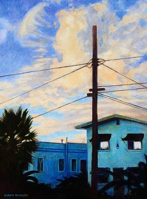 Painting - Normal Ave by Andrew Danielsen