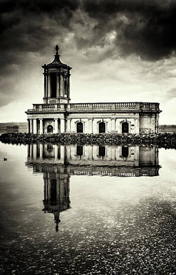 Photograph - Norman Church  by Cliff Norton
