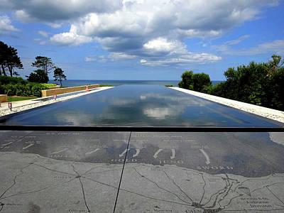Digital Art - Normandy Beach France by Gary Grayson