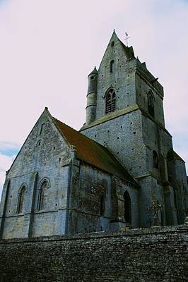 Photograph - Normandy Church by Eric Tressler