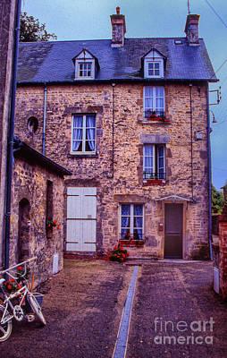 Photograph - Normandy Home by Rick Bragan