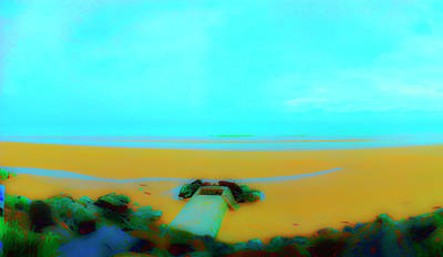 Photograph - Normandy Knuckle by Jan W Faul