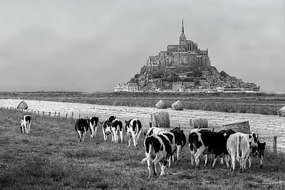 Normandy Art Print