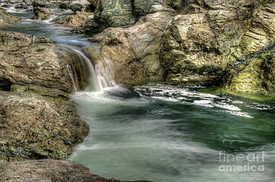 Photograph - Norrish Pool by Rod Wiens