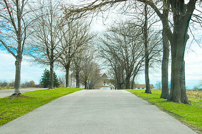 Norristown Farm Park Over The Rise Art Print by Bill Cannon