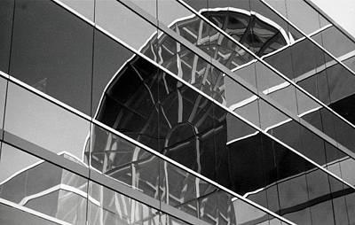 Photograph - Norstar Reflections by John Schneider