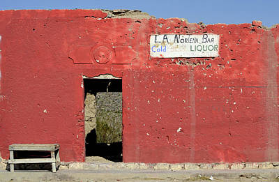 Photograph - Nortena Bar by Nadalyn Larsen