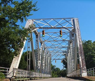 Photograph - North 6th Street Bridge by Cynthia Guinn