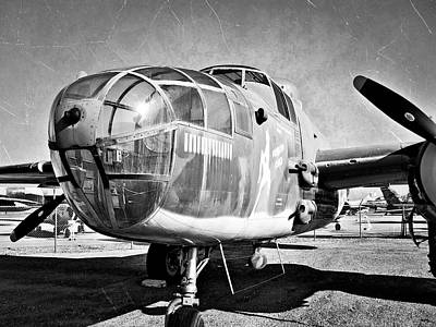 Photograph - North American B25j Mitchell by Glenn McCarthy Art and Photography