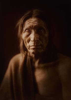 Photograph - North American Indian by Carlos Diaz