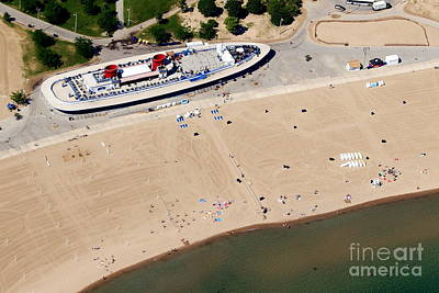 Photograph - North Ave Beach 2 by Bill Lang