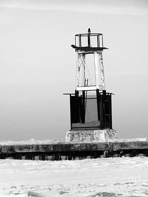 Photograph - North Avenue Beach  by David Bearden