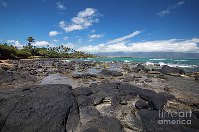 Photograph - North Bay Maui by Randy Wood