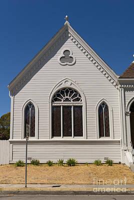Photograph - North Bay Revival Center Church Petaluma California Usa Dsc3794 by Wingsdomain Art and Photography