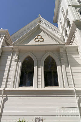 Photograph - North Bay Revival Center Church Petaluma California Usa Dsc3821 by Wingsdomain Art and Photography