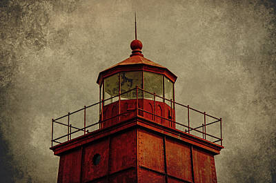 Photograph - North Beach Pierhead Light 3 by Susan  McMenamin