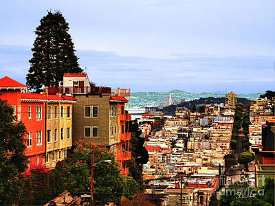 North Beach, San Francisco Art Print
