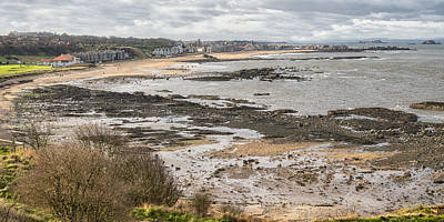 Photograph - North Berwick, East Lothian by Jeremy Lavender Photography