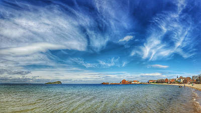 Photograph - North Berwick by Joe MacRae