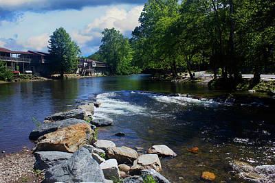 Photograph - North Carolina Cherokee 1153 by Carlos Diaz