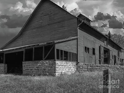 Photograph - North Carolina Farm by Dale Powell