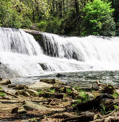 Photograph - North Carolina Waterfall by Tammy Ray
