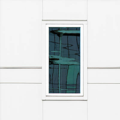 North Carolina Windows 2 Art Print