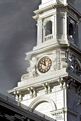 Photograph - North Church Portsmouth by Mark Alesse