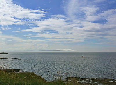 Photograph - North Coast Cloudscape by Colin Clarke