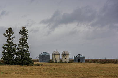 Photograph - North Dakota Prairie by Paul Freidlund