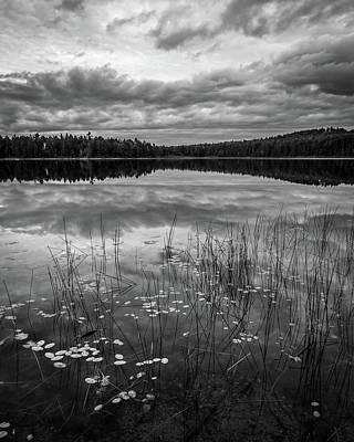 Photograph - North Depot Lake by Joshua Hakin