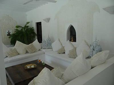 Exploramum Wall Art - Photograph - North - Eastern African Home - Patio Seating by Exploramum Exploramum
