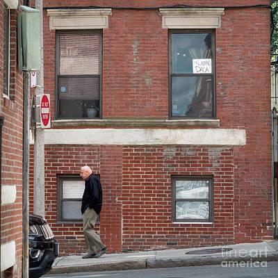 Photograph - North End, Boston, Massachusetts  -91859 by John Bald