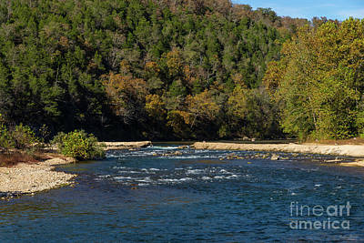 Photograph - North Fork At Dawt Mill by Jennifer White